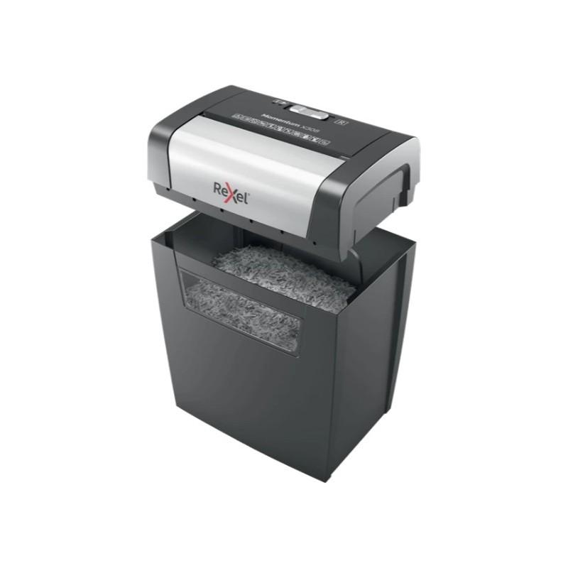Rexel Momentum X308 Cross Cut Paper Shredder,  #bestbuycyprus, Rexel Momentum X308 Cross Cut Paper Shredder The power to shred