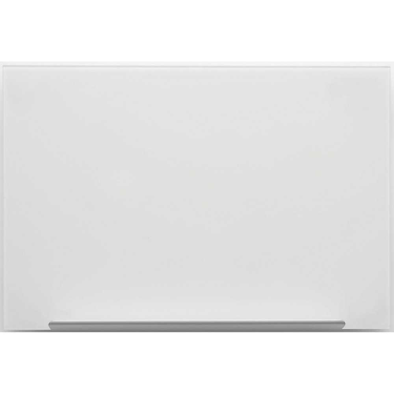 Nobo Diamond Glass Board Magnetic Whiteboard 993 x 559mm, #bestbuycyprus