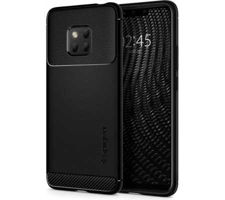 Spigen Huawei Mate 20 Pro Case Rugged Armor, Phones & Wearables, Best Buy Cyprus, Phone Cases, SPN196BLKOK #SPIGEN