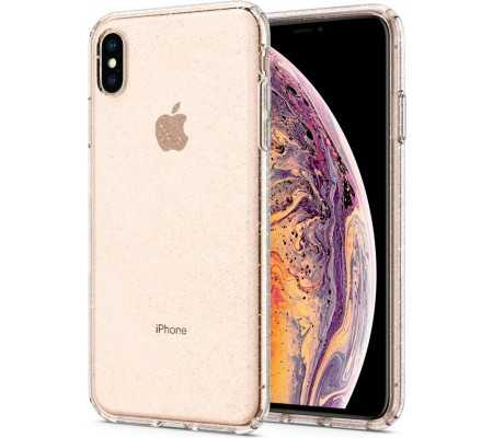 Spigen Liquid Crystal Glitter Apple iPhone XS Max 6.5 Crystal Quartz, Phones & Wearables, Best Buy Cyprus, Phone Cases