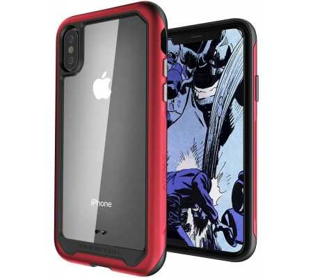 Ghostek Atomic Slim 2 iPhone XS Max 6.5 Red