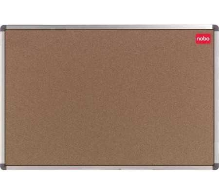 Nobo Classic Cork Noticeboard 1200x900mm,  #bestbuycyprus, The Nobo Elipse Cork Notice Board Range offers the largest choice of