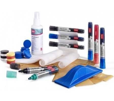 Nobo Whiteboard User Kit Deluxe, Planning Boards, Best Buy Cyprus, Planning Board Accessories, 1901431 #Nobo   #bestbuycyprus