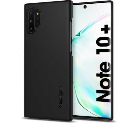 Spigen Thin Fit Samsung Galaxy Note 10+ Plus Black, Phones & Wearables, Best Buy Cyprus, Phone Cases, SPN379BLK SPIGEN