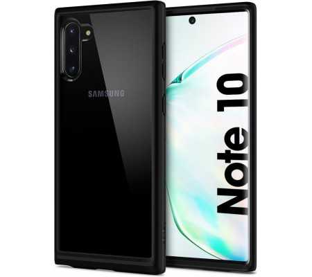 Spigen Ultra Hybrid Samsung Galaxy Note 10 Matte Black, Phones & Wearables, Best Buy Cyprus, Phone Cases, SPN371BLKOK #SPIGEN
