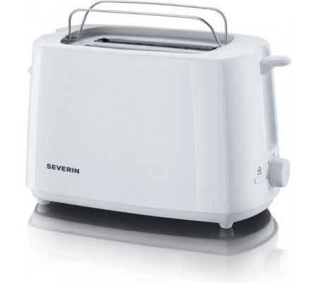 Severin AT 2288 2 slice toaster White, Small Appliances, Best Buy Cyprus, Toasters & Toaster Ovens, AT 2288 Severin,