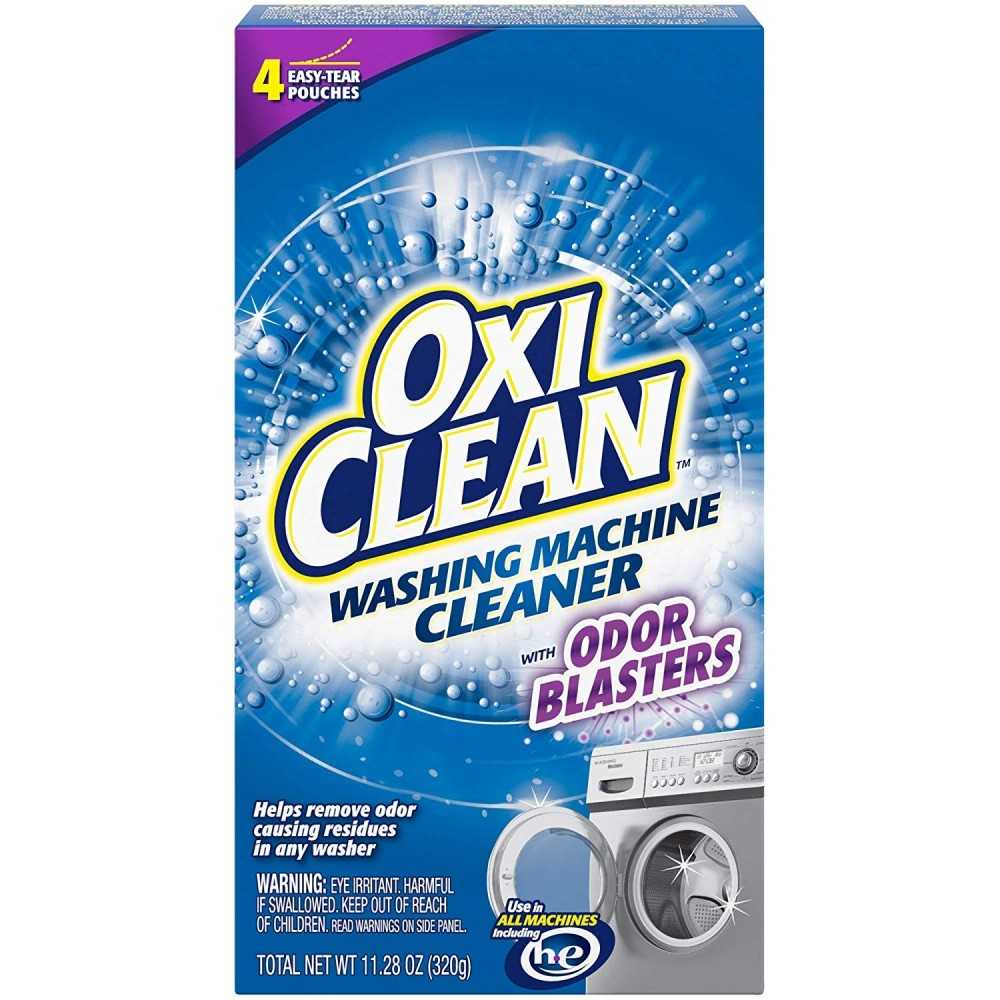 Buy Oxiclean Washing Machine Cleaner With Odor Blasters 4