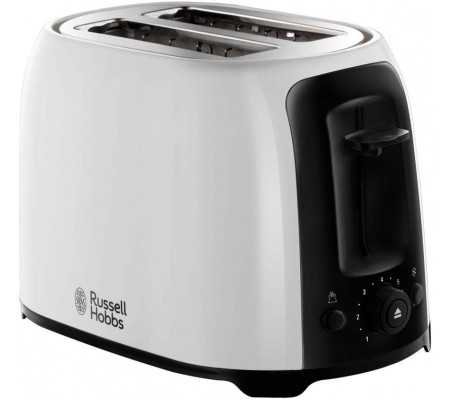 Russell Hobbs My Breakfast 2 slice toaster, Small Appliances, Best Buy Cyprus, Toasters & Toaster Ovens, 25210-56 Russell