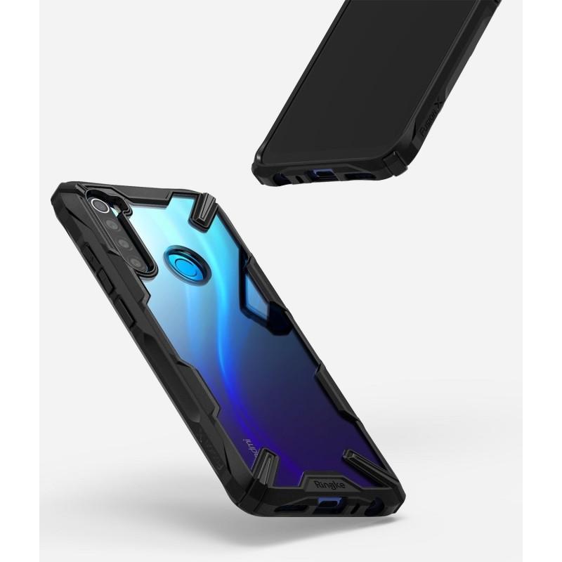 Ringke Fusion-X Design Redmi Note 8 Camo Black