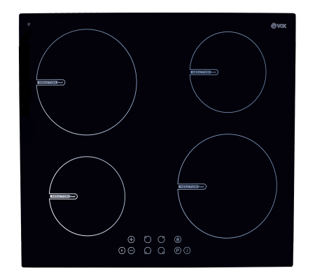 VOX Built-in hob EBI 400 DB, Cooking, Best Buy Cyprus, Built In Hobs, EBI 400 DB VOX Electronics,  bestbuycyprus, best buy