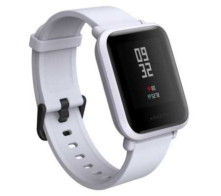 Amazfit Bip smartwatch White Cloud GPS, Phones & Wearables, Best Buy Cyprus, Smart Watches, 6970100371987 Amazfit