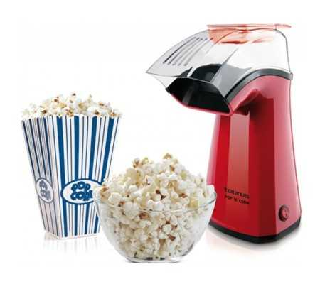 Taurus POP'N'CORN popcorn maker, Small Appliances, Best Buy Cyprus, Popcorn Makers, 968375000 Taurus,  bestbuycyprus, best buy