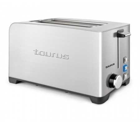 Taurus MyToast Duplo Legend toaster 2 slice, Small Appliances, Best Buy Cyprus, Toasters & Toaster Ovens, 960641000 Taurus,