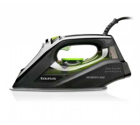 Taurus Geyser ECO 3000 Steam iron, Ironing, Best Buy Cyprus, Steam Irons, 918776000 Taurus,  bestbuycyprus, best buy cyprus