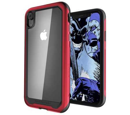 Ghostek Atomic Slim 2 iPhone XR Red, Phone Cases, Best Buy Cyprus, Apple Cases, GHO101REDOK Ghostek,  bestbuycyprus, best buy