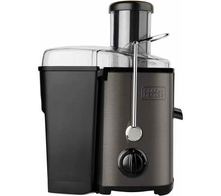 Black Decker Juice Extractor Two Speed With Off Control, Small Appliances, Best Buy Cyprus, Juicers, ES9240020B Black & Decker