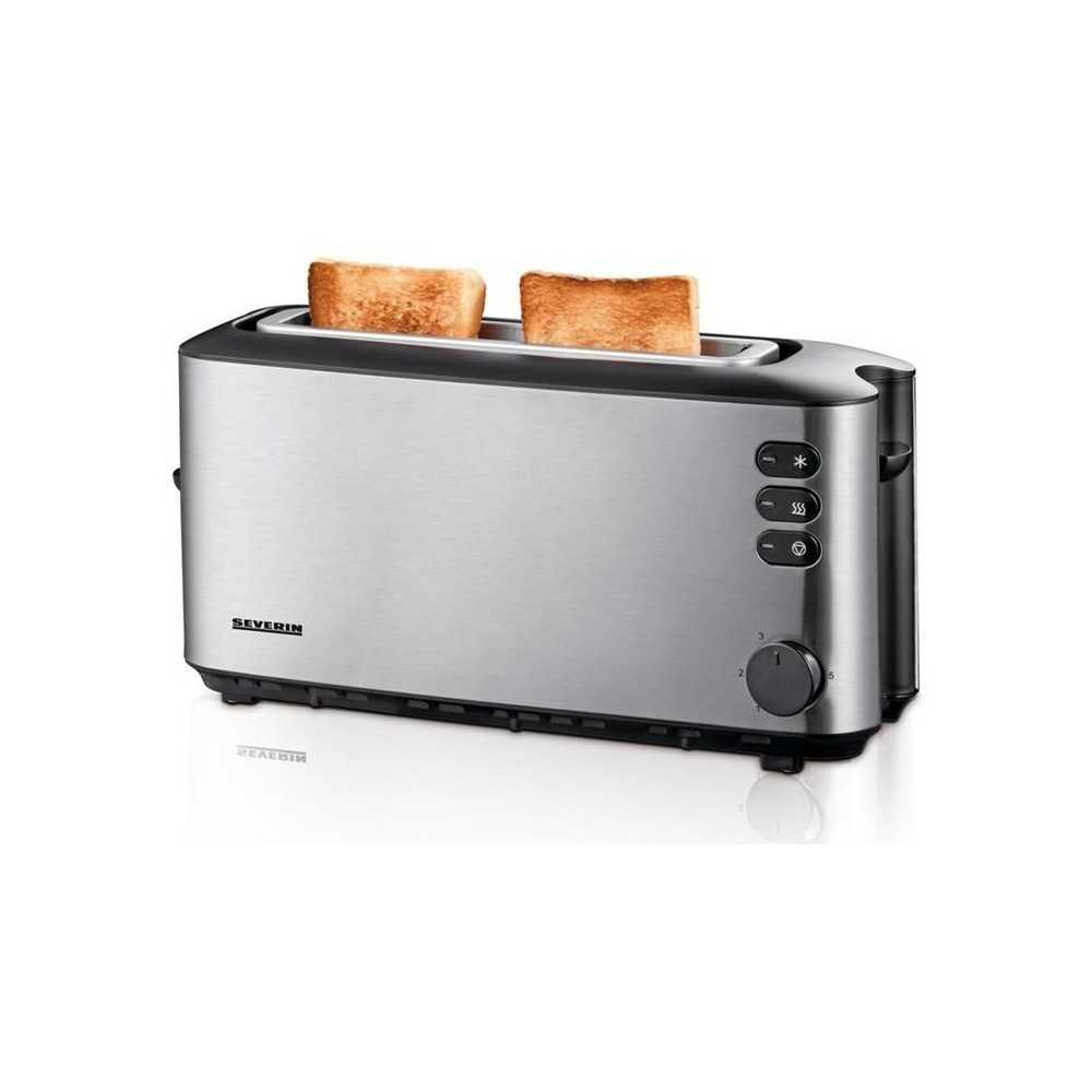 Severin AT2515 Stainless steel 2 slice toaster