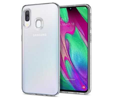 Spigen Liquid Crystal Samsung Galaxy A40 Clear