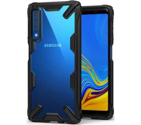 Ringke Fusion-X Samsung Galaxy A7 2018 Black, Phones & Wearables, Best Buy Cyprus, Phone Cases, RGK794BLK RINGKE