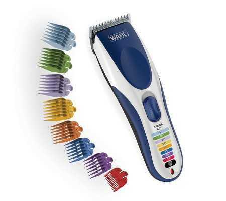 Wahl Color Pro Cordless Rechargeable Hair Clipper & Trimmer, Health & wellbeing, Best Buy Cyprus, Mens shavers, 09649-016ok