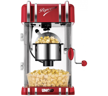 Unold Retro popcorn maker Retro, Appliances, Best Buy Cyprus, Small Appliances, 4011689485350 Unold,  bestbuycyprus, best buy