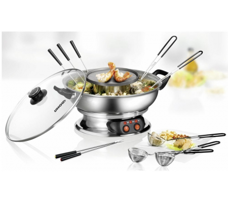 Unold Asia Fondue, Small Appliances, Best Buy Cyprus, Multi-Cookers, 48746 #Unold   #bestbuycyprus