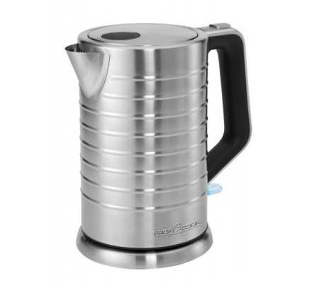 ProfiCook PC-WKS 1119 electric kettle 1.7 L Stainless steel