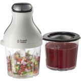 Russell Hobbs Aura Chop and Blend Mini Chopper, Small Appliances, Best Buy Cyprus, Blenders, 21510-56 #Russell Hobbs