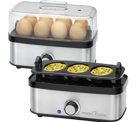 ProfiCook PC-EK 1139 egg cooker, Appliances, Best Buy Cyprus, Small Appliances, PC-EK 1139 Proficook,  bestbuycyprus, best buy