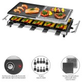 ProfiCook PC-RG 1144 Raclette grill 2 in 1, Appliances, Best Buy Cyprus, Small Appliances, 501144 Proficook,  bestbuycyprus