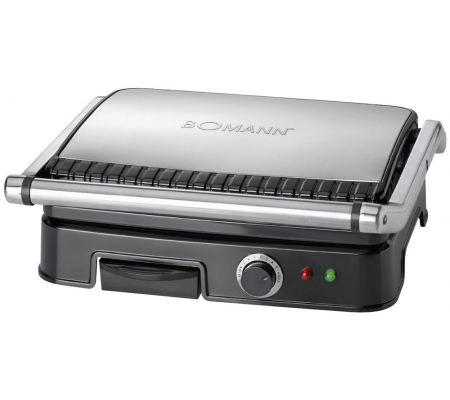 Bomann KG 2242 CB Contact grill, Small Appliances, Best Buy Cyprus, Waffle Makers & Grills, 622421 #Bomann   #bestbuycyprus