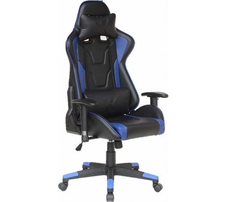 X Rocker Bravo Gaming chair Padded seat Blue/Black, Gaming, Best Buy Cyprus, Gaming Chairs, 0790201 X Rocker,  bestbuycyprus