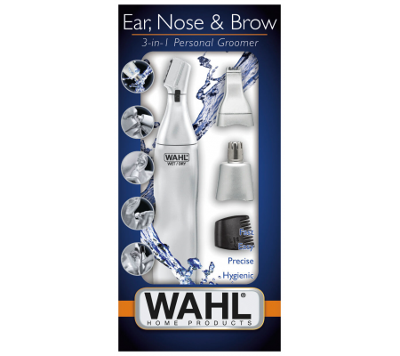 Wahl 5545 Ear, Nose & Brow 3 in 1