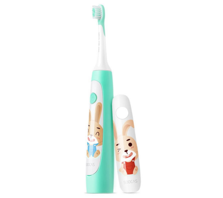 Soocas C1 Electric Toothbrush For Kids, Health & wellbeing, Best Buy Cyprus, Electric Toothbrushes, 6970237664341 Xiaomi