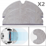 Xiaomi SXTB01RR Cleaning cloth 2 pc(s), Appliances, Best Buy Cyprus, Vacuums & Floor Care, 6970995780086 Xiaomi, smartphones