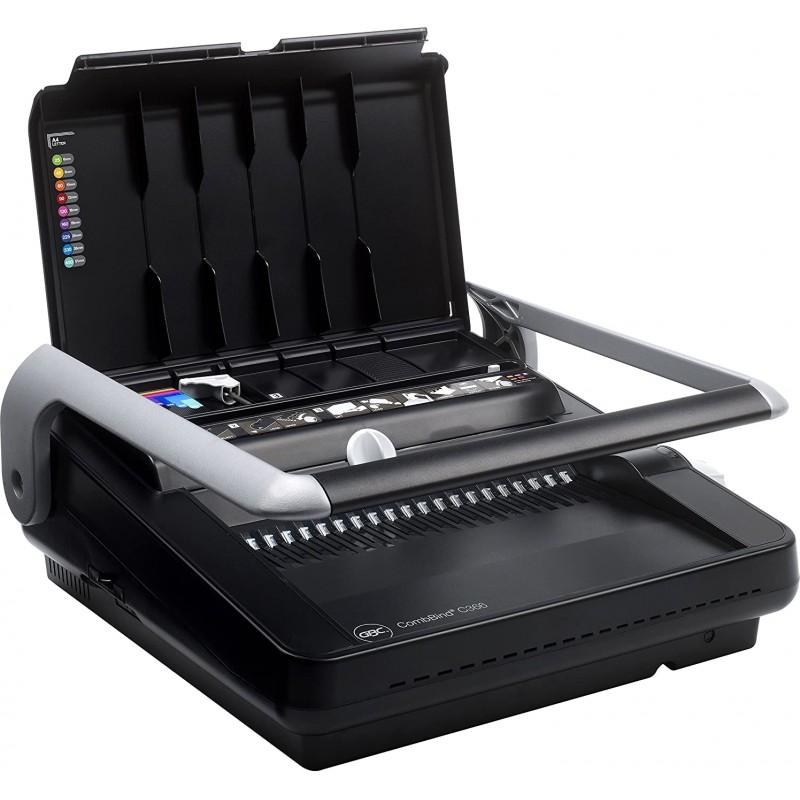 GBC CombBind C366 Comb Binding Machine, Office Machines, Best Buy Cyprus, Binding Machines, GBCPM2101434 GBC,  bestbuycyprus