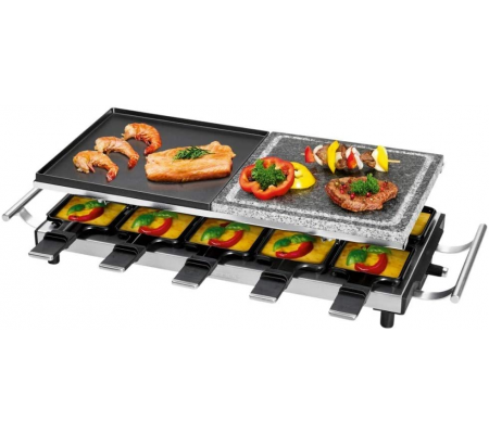 ProfiCook PC-RG 1144 Raclette grill 2 in 1, Appliances, Best Buy Cyprus, Small Appliances, 501144 #Proficook   #bestbuycyprus