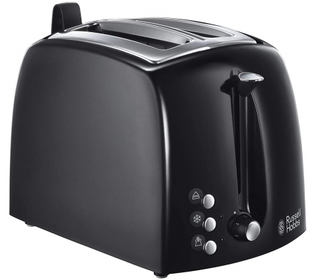 Russell Hobbs Toaster Textures + 2 extra wide toast slots