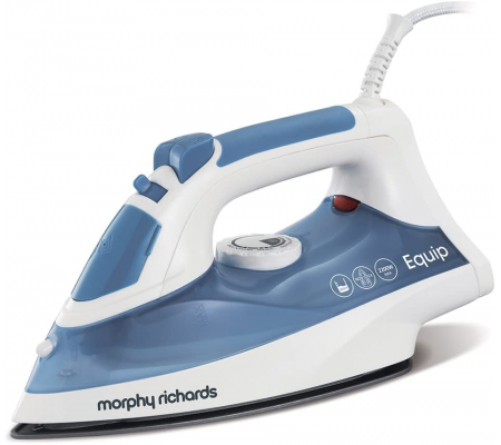 Morphy Richards Equip Steam Iron with Non Stick Soleplate, Appliances, Best Buy Cyprus, Ironing, 300400 Morphy Richards,