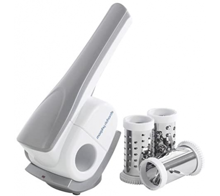 Morphy Richards Go Cordless Grater 48942, Small Appliances, Best Buy Cyprus, Food Slicers, 5011832020031 #Morphy Richards
