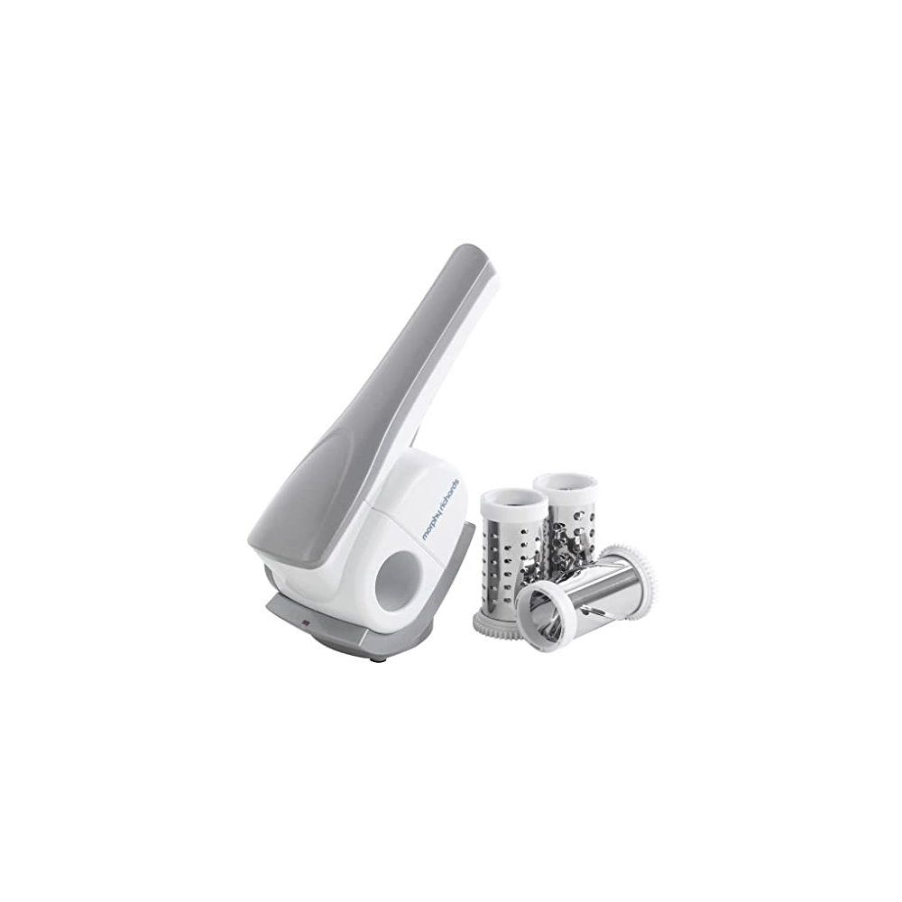 Morphy Richards Go Cordless Grater 48942, Small Appliances, Best Buy Cyprus, Food Slicers, 5011832020031 Morphy Richards,