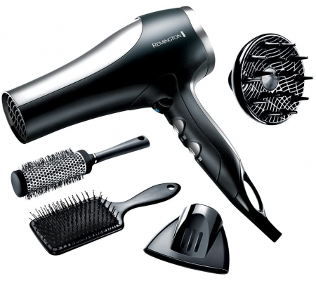 Remington Pro 2100 Dryer Gift Set, Health & wellbeing, Best Buy Cyprus, Hair Dryers, D5017 Remington,  bestbuycyprus, best buy