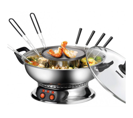 Unold Asia Fondue, Small Appliances, Best Buy Cyprus, Multi-Cookers, 48746 Unold,  bestbuycyprus, best buy cyprus, trusted shop