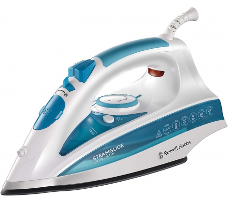 Russell Hobbs 20562-56 Dry & Steam iron Ceramic soleplate, Ironing, Best Buy Cyprus, Steam Irons, 20562-56 Russell Hobbs,