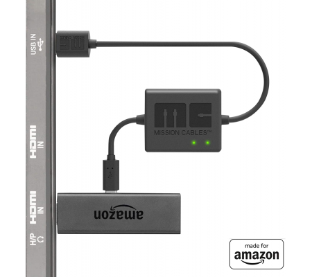 Amazon USB Power Cable for Amazon Fire TV Stick, Reception, Best Buy Cyprus, Receivers, 019962912740 Amazon,  bestbuycyprus