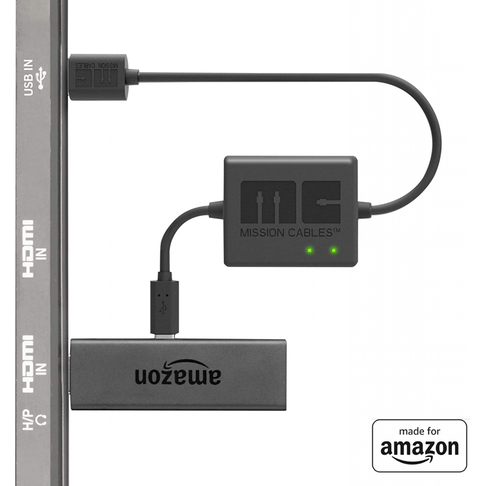 Amazon USB Power Cable for Amazon Fire TV Stick
