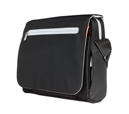 "Belkin NE-MS 15.4"" Laptop Messenger Case Black, Computer Accessories, Best Buy Cyprus, Laptop & School Bags, BLK-F8N028ea"