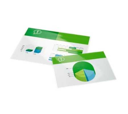 GBC Document Laminating Pouches A4 2x125 Micron Gloss (100), Office Machines, Best Buy Cyprus, Laminating Machines, IBILPA4-125