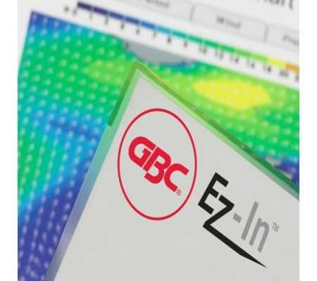 GBC Document Laminating Pouches A5 2x125 Micron Gloss (100), Office Machines, Best Buy Cyprus, Laminating Machines, IBILPA5-125