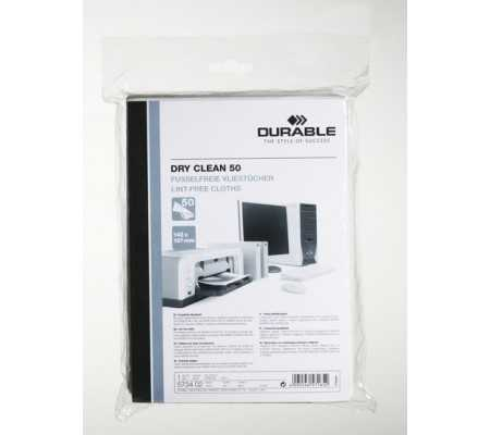 Durable 5734 Equipment cleansing dry cloths, Computer Accessories, Best Buy Cyprus, Cleaning & Care Products, DUR5734-02